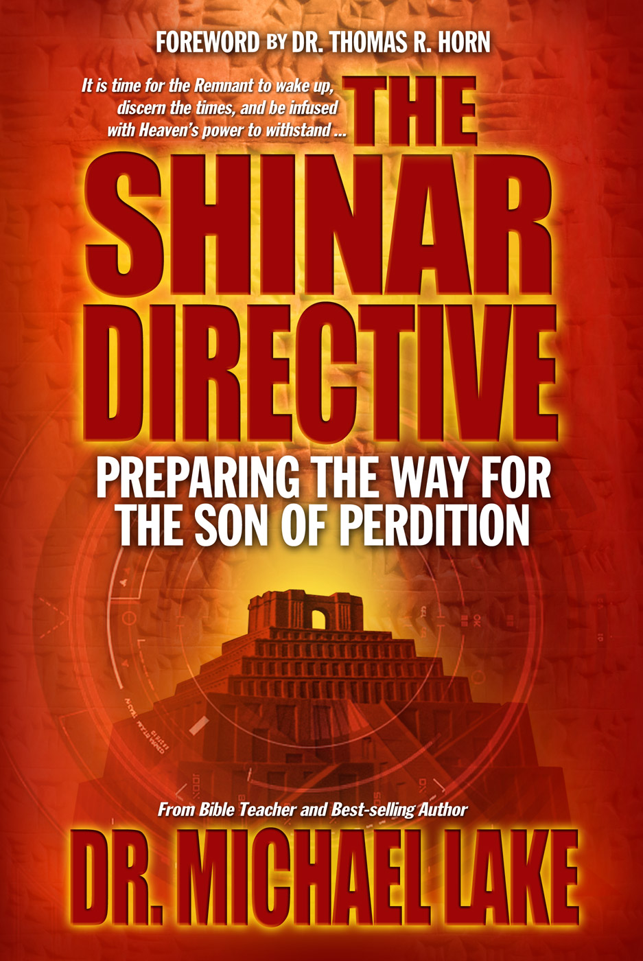 Shinar Directive Book Cover
